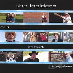 Insiders - Me & My Heart & My Shoes CD Cover Art