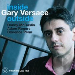 Versace, Gary - Outside In CD Cover Art