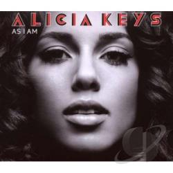 Keys, Alicia - As I Am (Version Nomade) CD Cover Art