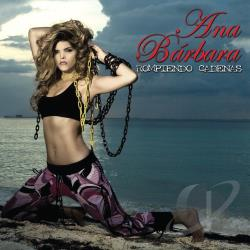 Barbara, Ana - Rompiendo Cadenas CD Cover Art