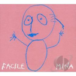 Mina - Facile CD Cover Art