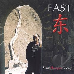 Hooper, Sam - East CD Cover Art