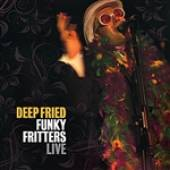 Funky Fritters - Deep Fried Live DB Cover Art
