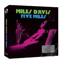 Davis, Miles - Five Miles CD Cover Art