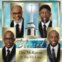 McKenzie, Doc - Blessed CD Cover Art