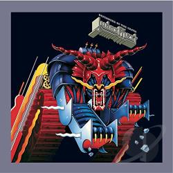 Judas Priest - Defenders of the Faith CD Cover Art