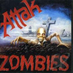 Attak - Zombies CD Cover Art
