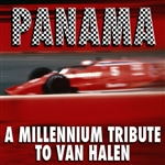 Panama: A Millennium Tribute to Van Halen CD Cover Art