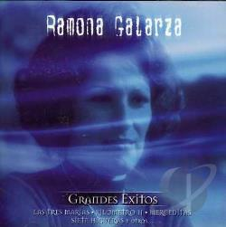 Galarza, Ramona - Coleccion Aniversario CD Cover Art