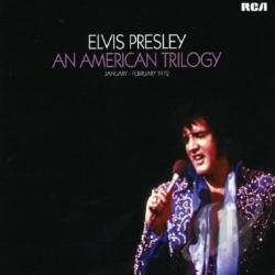 Presley, Elvis - An American Trilogy CD Cover Art