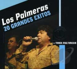 Palmeras, Los - 20 Grandes Exitos CD Cover Art