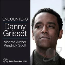 Grissett, Danny - Encounters CD Cover Art