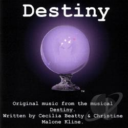 Destiny - Destiny CD Cover Art