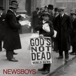 Newsboys - God's Not Dead CD Cover Art