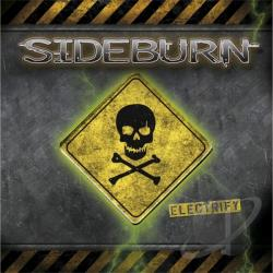 Sideburn - Electrify CD Cover Art