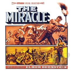 Bernstein, Elmer - Miracle [soundtrack Limited Edition) CD Cover Art
