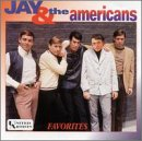 Jay & The Americans - Favorites CD Cover Art