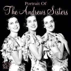 Andrews Sisters - Portrait of the Andrews Sisters CD Cover Art