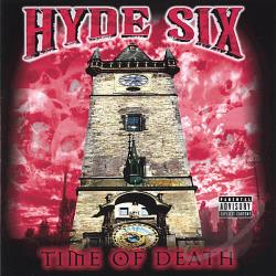 Hyde Six - Time Of Death CD Cover Art