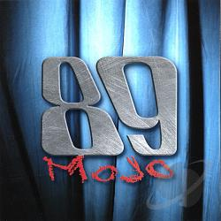 89 Mojo - 89 Mojo CD Cover Art
