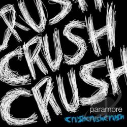 Paramore - Crush Crush Crush DS Cover Art