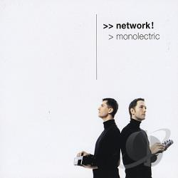 Network - Monolectric CD Cover Art