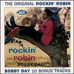 Day, Bobby - Original Rockin' Robin CD Cover Art