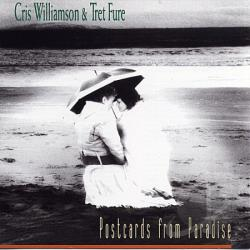 Fure, Tret / Williamson, Cris - Postcards from Paradise CD Cover Art