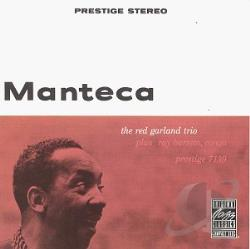 Garland, Red - Manteca CD Cover Art
