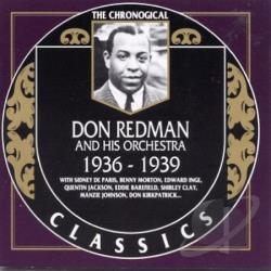 Redman, Don - 1936-1939 CD Cover Art