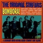 Original Surfaris - Bombora! CD Cover Art