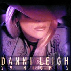 Leigh, Danni - 29 Nights CD Cover Art