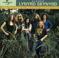 Lynyrd Skynyrd - Universal Masters Collection CD Cover Art
