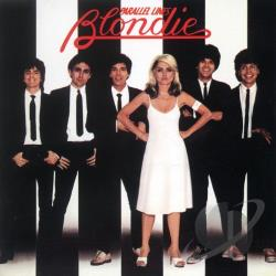 Blondie - Parallel Lines CD Cover Art