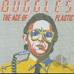 Buggles - Age of Plastic CD Cover Art