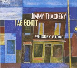Benoit, Tab - Whiskey Store CD Cover Art