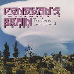 Donovan's Brain - Great Leap Forward CD Cover Art