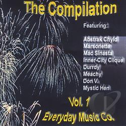 Various Artists / compilation - Compilation, Vol. 1 CD Cover Art