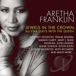 Franklin, Aretha - Jewels in the Crown: All Star Duets with the Queen CD Cover Art