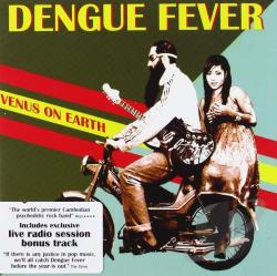Dengue Fever - Venus on Earth CD Cover Art