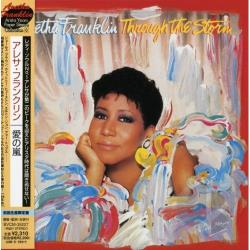 Franklin, Aretha - Through The Storm CD Cover Art