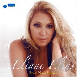 Elias, Eliane - Bossa Nova Stories CD Cover Art