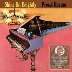 Procol Harum - Shine on Brightly CD Cover Art