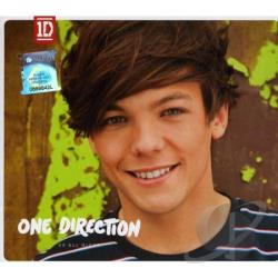 One Direction - Up All Night: Louis Edition CD Cover Art