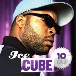 Ice Cube - 10 Great Songs CD Cover Art