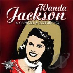 Jackson, Wanda - Rock 'n' Roll & Country Hits CD Cover Art