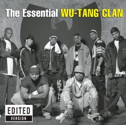 Wu-Tang Clan - Essential Wu-Tang Clan CD Cover Art