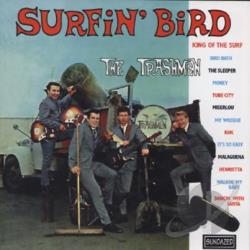 Trashmen - Surfin' Bird CD Cover Art