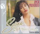 Selena - Amor Prohibido CD Cover Art