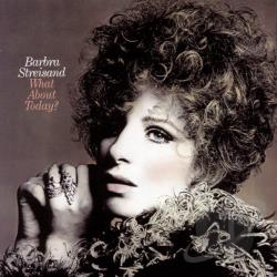 Streisand, Barbra - What About Today? CD Cover Art